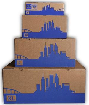 Почта России коробка